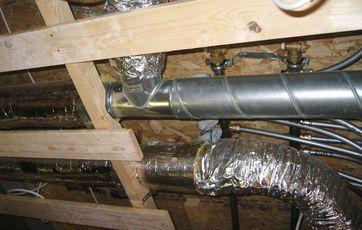Fantastisk Mekanisk ventilation GX79
