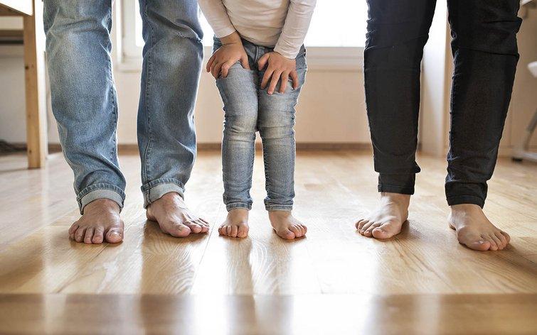 etablering af gulvvarme i eksisterende gulv