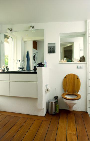 gulv til badeværelse