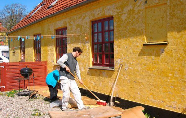 Smart Valg af overfladebehandling til pudsede facader PJ24