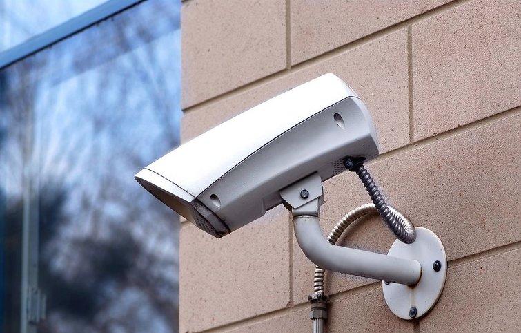 kamera overvågning privat