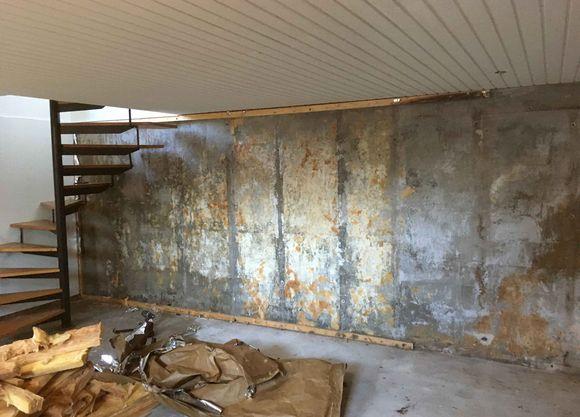 Groovy Renovering kælder - fugtadaptive plader, drænpuds/saneringspuds AL74