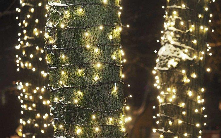Populære Gode råd om udendørs julelys og lyskæder EP-17