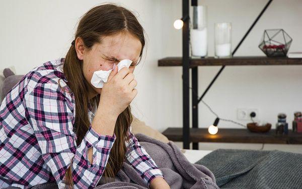 svamp i lejlighed symptomer