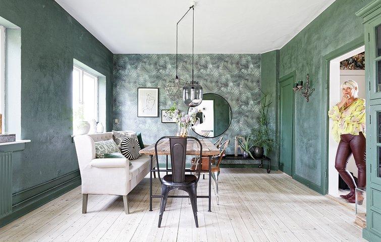 maling af vægge