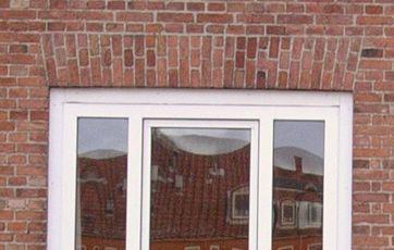 rengøring af vinduesrammer