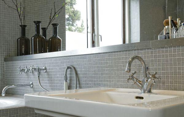 Moderne Køb af håndvask til badeværelset KM34