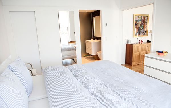 Så store er danskernes soveværelser