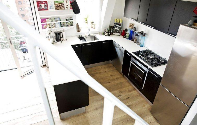 ombygning af køkken