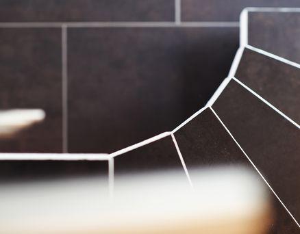 Frisk frugt Hjemmelavet trappe med indbygget gulvvarme MP28