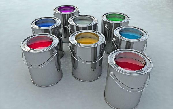 Fremragende Vælg den rigtige maling indendørs WA74