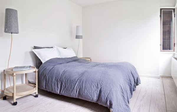 soveværelse temperatur