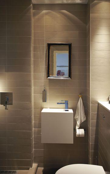 Sikre lamper i badeværelset