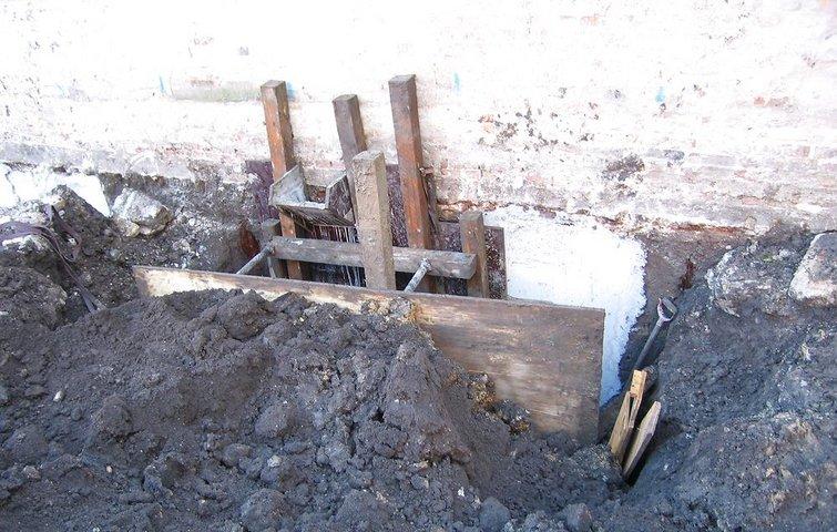udgravning af kælder pris