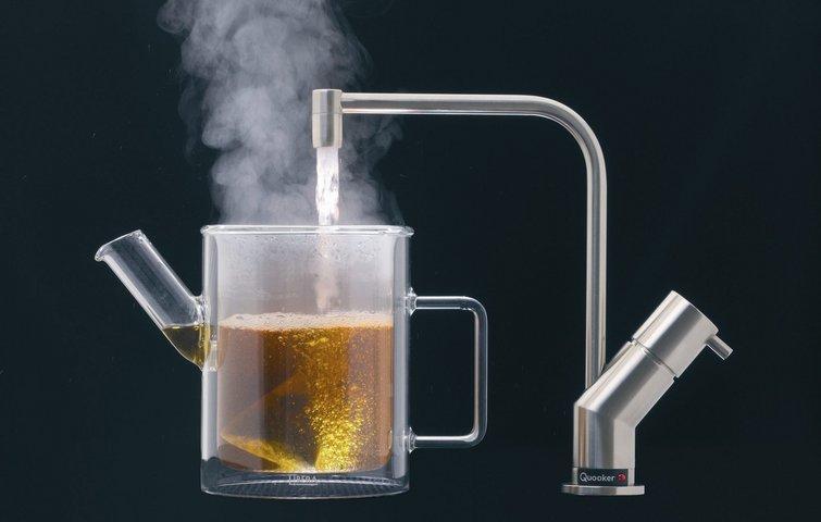 Vellidte Vandhaner med kogende vand GO-34