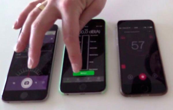 Støj apps - er de pålidelige?