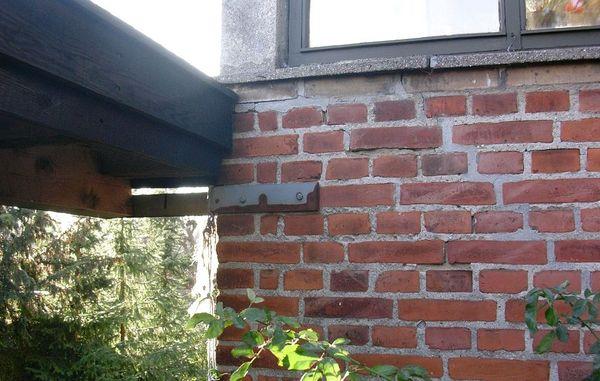 Usædvanlig Reparation af mørtelfuger i murede facader OQ41