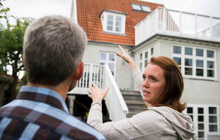 salgspriser på ejendomme