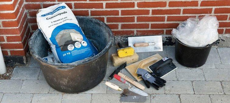 a61acee99be Pas på: Pudsede murstensfacader kan give mange skader