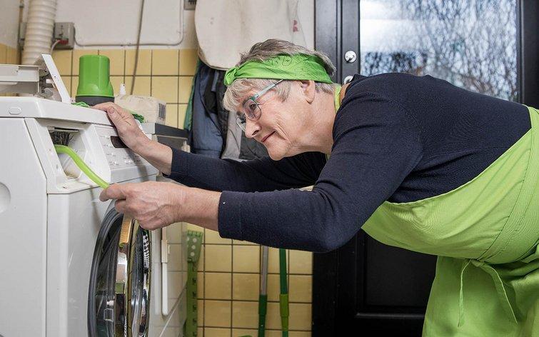 lugt i vaskemaskine