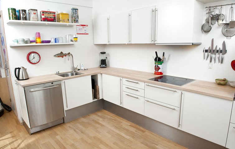 Fabriksnye 8 typiske fejl, når du indretter køkken ZT-15