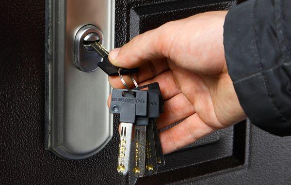 udskiftning af lås gør det selv