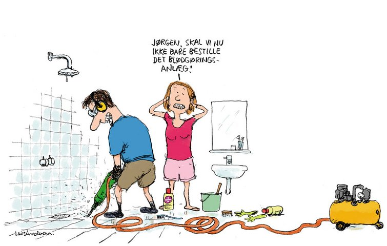 blødgøring af vand privat