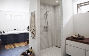 skimmelsvamp badeværelse fuger