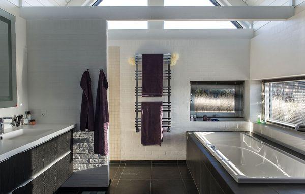 Vægge i badeværelser
