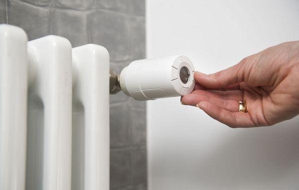 radiator varmer ikke nok
