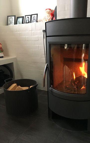 Cool Brænde til brændeovne og pejse GY14